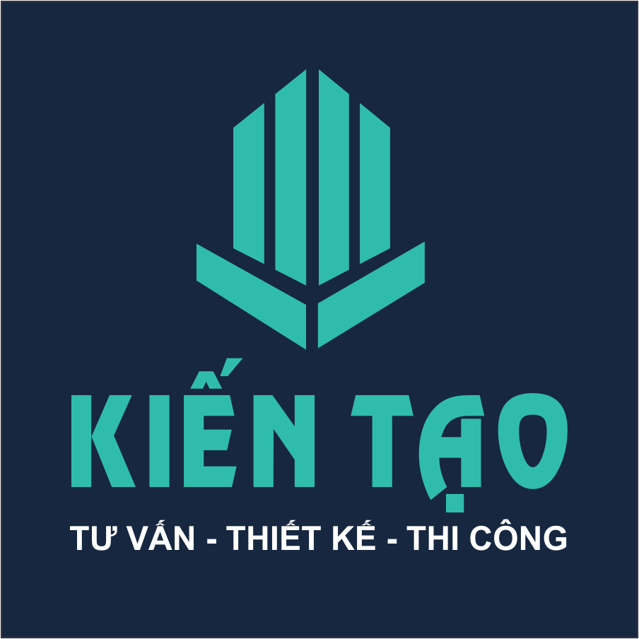 Logo Công ty TNHH Đầu tư Xây dựng Kiến Tạo