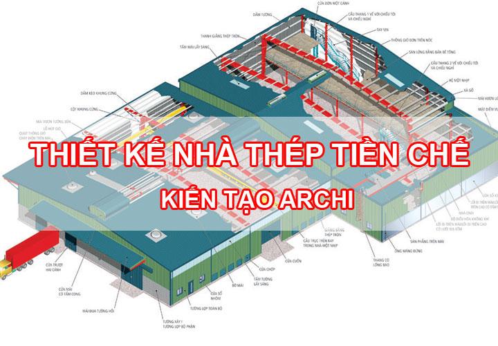thiết kế nhà thép chuyên nghiệp an toàn tiết kiệm