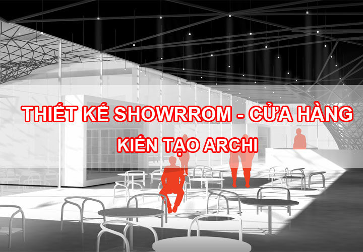 thiết kế showroom - shop - cua hang